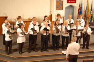 Piedmont Christian Recital