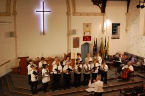 Piedmont Christian Choral Recital